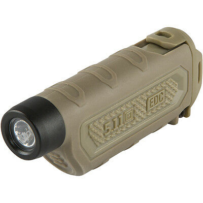 5.11 Tactical Tpt Edc Military Flashlight Cree Led Travel Cadet Torch Sandstone