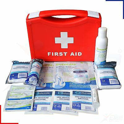 Burns Scalds Burn Care Gel First Aid Emergency Kitchen Compact Kit