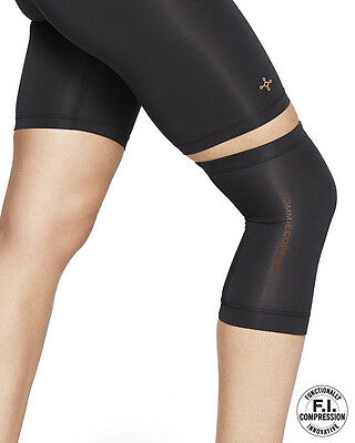 Tommie Copper Women's Silicone Free Contoured Compression Knee Sleeve