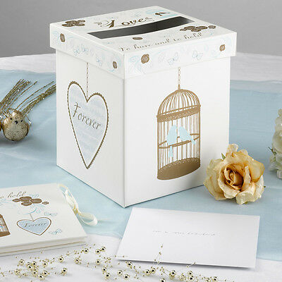 To Have and To Hold - Large Wedding Card & Gift Post Box Venue Table Decoration