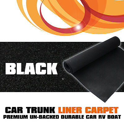 200cmx50cm Durable Car RV Boat Auto Trunk Liner Carpet Anti-slip Under Timber