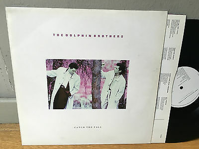LP  ITALY  The Dolphin Brothers – Catch The Fall -  Porcupine Tree