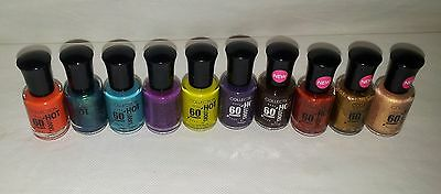 Collection 2000 Hot Looks Nail Polish Varnish Fast Dry 60 Seconds 8Ml