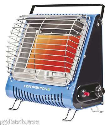 Heater Gas LPG Portable - Camping Boating Caravan Motorhome or Home Outdoor Use