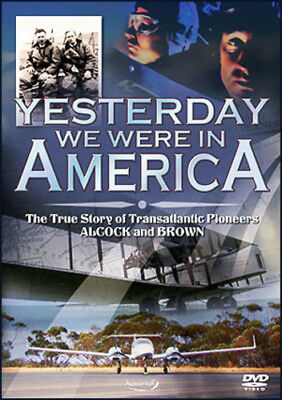 Yesterday We Were in America DVD (2010) Jack Alcock cert E ***NEW*** Great Value