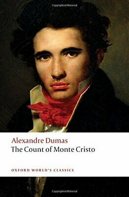 The Count of Monte Cristo n/e (Oxford World's C... by Dumas, Alexandre Paperback