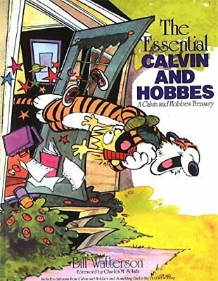 The Essential Calvin And Hobbes: Calvin & Hobbes Se..., Bill Watterson Paperback