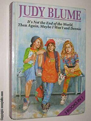 It's Not the End of the World / Then Again, Maybe I ... by Blume, Judy Paperback