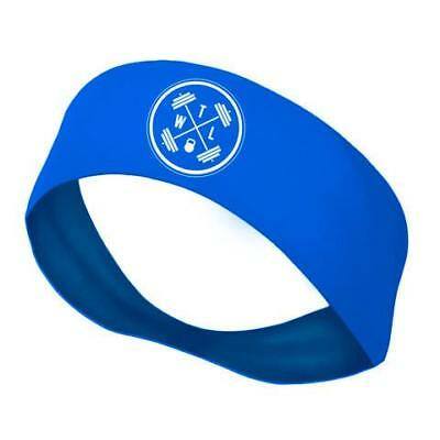 New The WOD Life Blue Headband from The WOD Life
