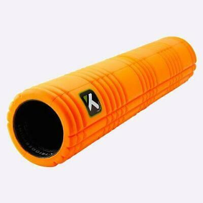 Trigger Point Therapy - The Grid Foam Roller 2.0 - Orange - Full Size