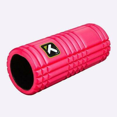 New Trigger Point Therapy - The Grid Foam Roller - Pink from The WOD Life