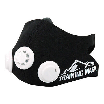 Elevation Training Mask 2.0 The WOD Life Crossfit