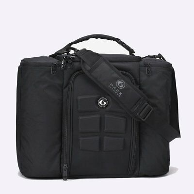 New 6 Pack Bags - Innovator 500 - Black/Black from The WOD Life
