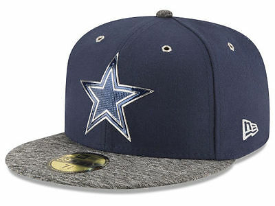 1fa3c52f7 DALLAS COWBOYS NFL Draft Day Low Profile New Era 59Fifty Size 7-1/8 ...