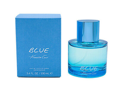 Kenneth Cole Blue by Kenneth Cole 3.4 oz EDT Cologne for Men New In Box