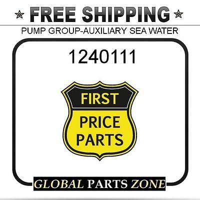 1240111 - PUMP GROUP-AUXILIARY SEA WATER  fit CATERPILLAR (CAT)
