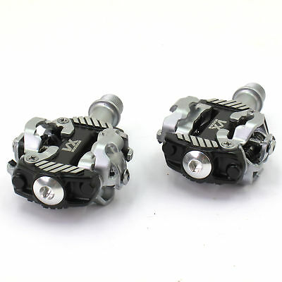 VP Components VX Race Clipless Pedals // Black // Dual Sided