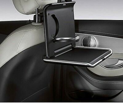 Genuine Mercedes-Benz Folding Table = Style & Travel Equipment Accessory 2016