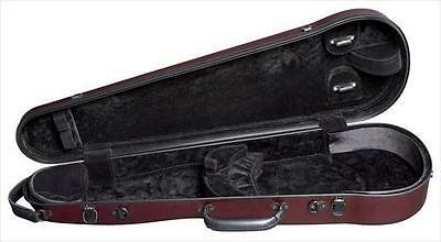 GEWA Pure Shaped Violin Case CVF 05 Red, Full Size 4/4 **NEW**