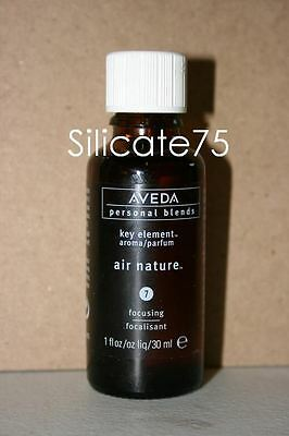 AVEDA new personal blend key element #7 *AIR NATURE* VALENCIA