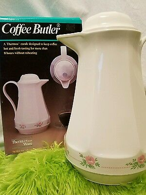 Coffee Butler Thermal Carafe West Germany 430S Vintage 32 oz New in Box