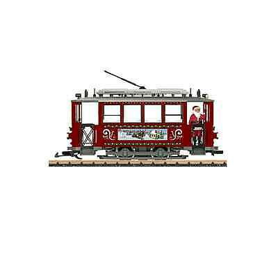 Lgb G Scale 2015 Christmas Street Car Starter Set | Bn | 72351