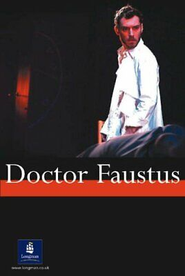 Doctor Faustus: The A text by Christopher Marlowe Paperback Book The Cheap Fast