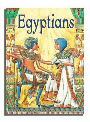 Egyptians (Usborne Beginners) by Turnbull, Stephanie Hardback Book