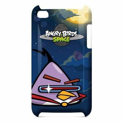 Gear4 Angry Birds Hard Shell Clip-On Case Cover For Ipod Touch 4G - Space Lazer