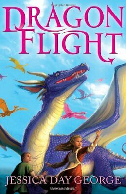 Dragon Flight (Dragon Slippers) by Day George, Jessica Book The Cheap Fast Free
