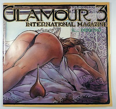 Glamour international T 3 Collectif 1985 TTBE