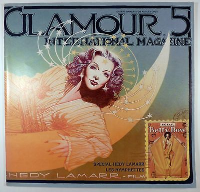 Glamour international T 5 Les nymphettes Collectif 1985 TTBE