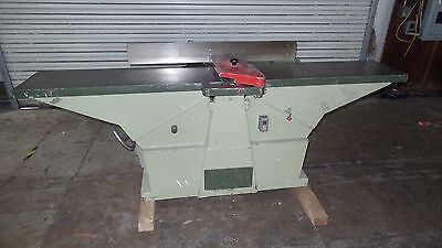 "Cwmi 16"" Jointer J-1696 5 Hp 3 Phase 96"" Table"
