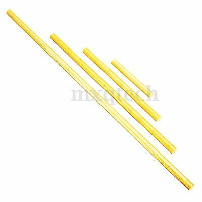5mm Diameter Gold Hardware Brass Round Bar Rod Stock Circular Wire Tube New