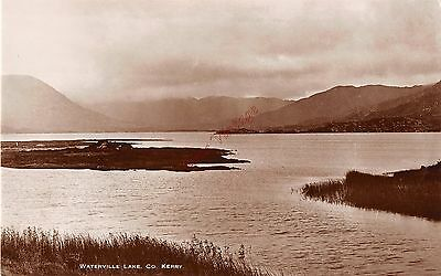 Ireland C Postcard Waterville Lake Co Kerry  004