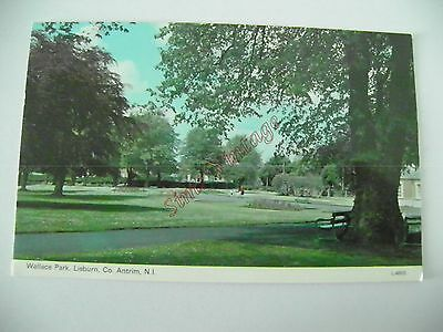 Northern Ireland B Postcard Wallace Park isburn Co Antrim  047