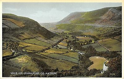 Northern Ireland Postcard Vale Of Glenariff Co Antrim  J0 046