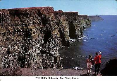 Ireland Postcard Cliffs Of Moher Co Clare  G0 039