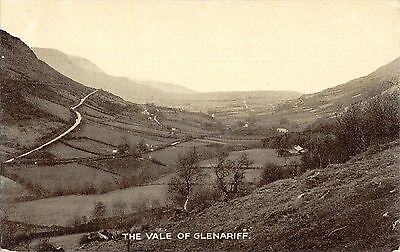 Northern Ireland Postcard The Vale Of Glenariff Real Photo RPPC  J0 058