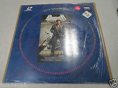 laserdisc THE PUNISHER Dolph Lundgren, Louis Gossett Jr., Jeroen Krabbé *