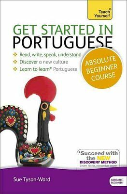 Get Started in Portuguese Absolute Beginner Course 9781444174861