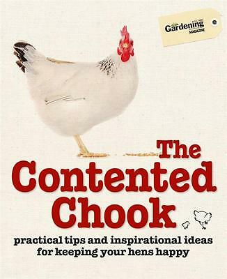 NEW The Contented Chook By Gardening Australia Paperback Free Shipping
