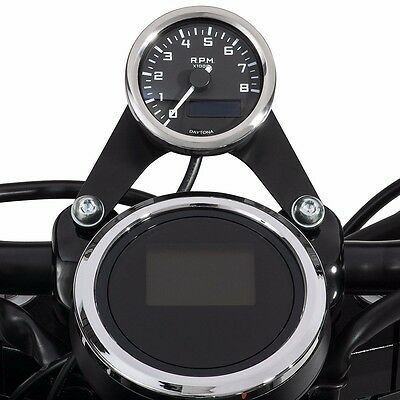 Yamaha Bolt & R-Spec Tachometer Kit + Switch + FREE Billet Bezel - Daytona B0102