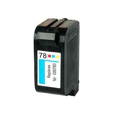Cartucho De Tinta Compatible Hp 78 Xl Hp78 Color Premium C6578Ae