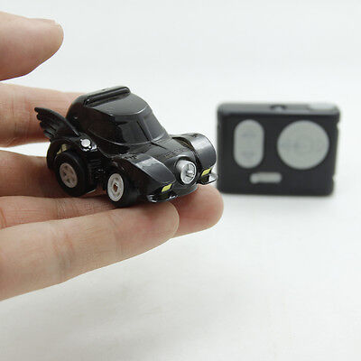 TAKARA TOMY CHORO Q-STEER batman mini RC car Remote control  CAR  Batmobile DC