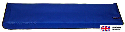 Deluxe Digital Piano Dust Cover Bright Blue For Yamaha P45 P34 P115 P105 P85