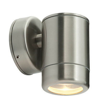 Saxby Endon - Odyssey - 35W Stainless Steel IP65 Outdoor Garden Wall Spot Light
