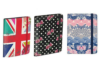 New PU Leather Smart Case Cover Stand For Amazon Kindle Fans/Polka/Union Jack