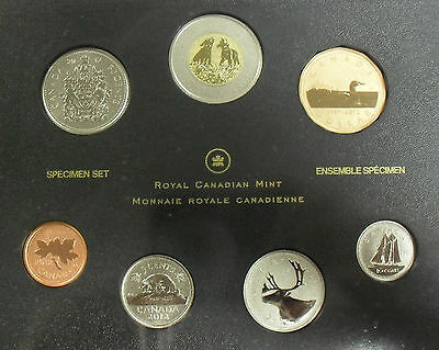 2012 Canada Specimen Set with Special Edition Wolf Pups $2 Coin