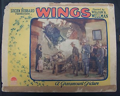 WINGS, Paramount 1927, #1207
